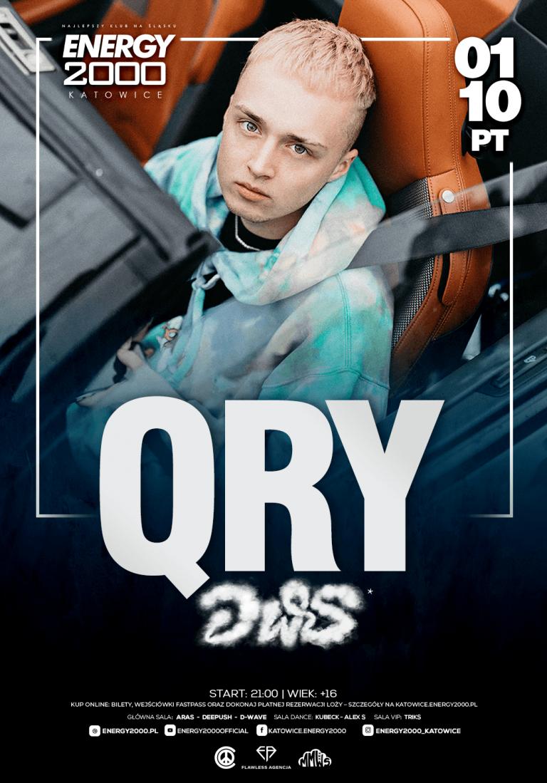 QRY ☆ Hip-Hop Night