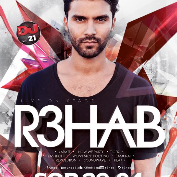 R3HAB – World Tour 2017