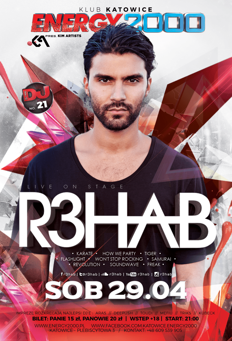 R3HAB – World Tour 2017