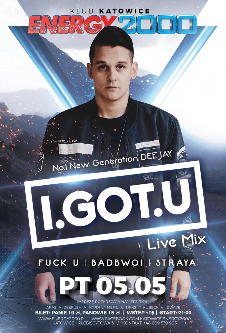 I.GOT.U live mix