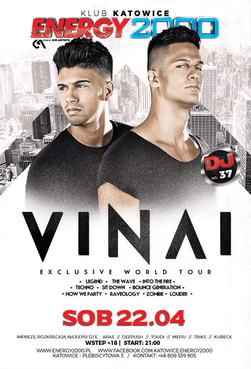 VINAI – Exclusive World Tour