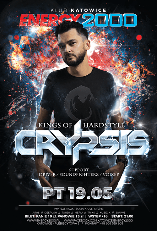 Kings Of Hardstyle pres. Crypsis