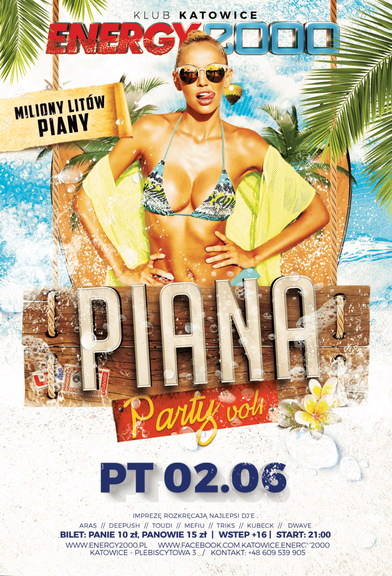 PIANA PARTY vol 1