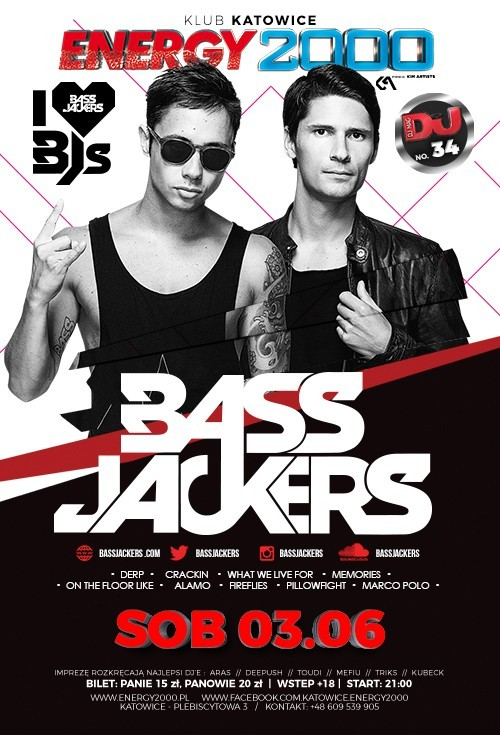 Bassjackers – Live On Stage