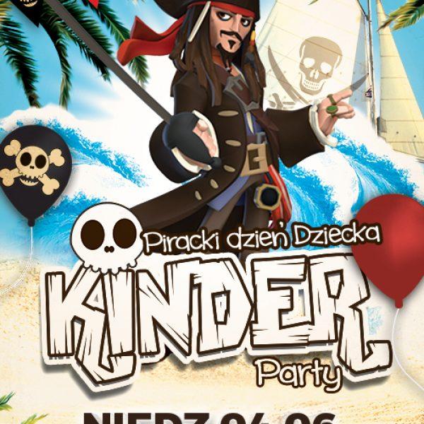 KINDER PARTY Piracki dzień Dziecka