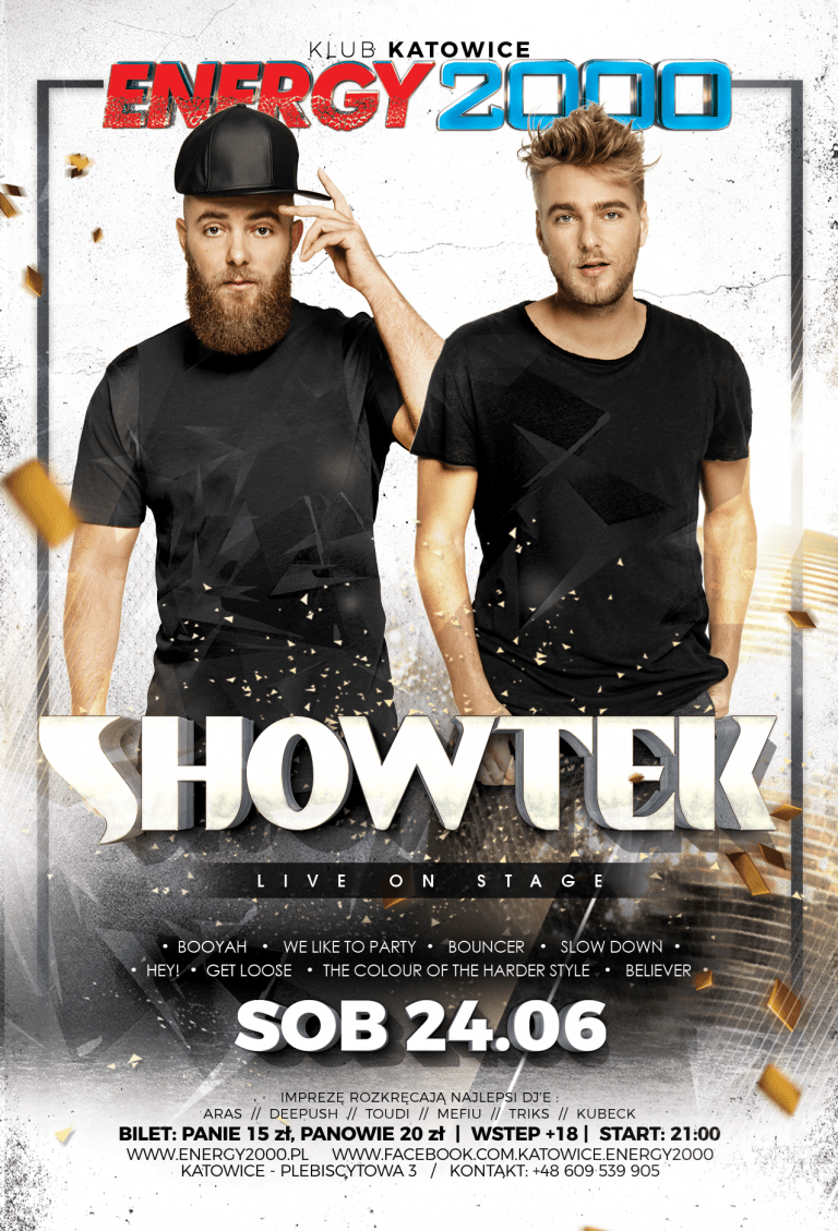 SHOWTEK World Tour 2017