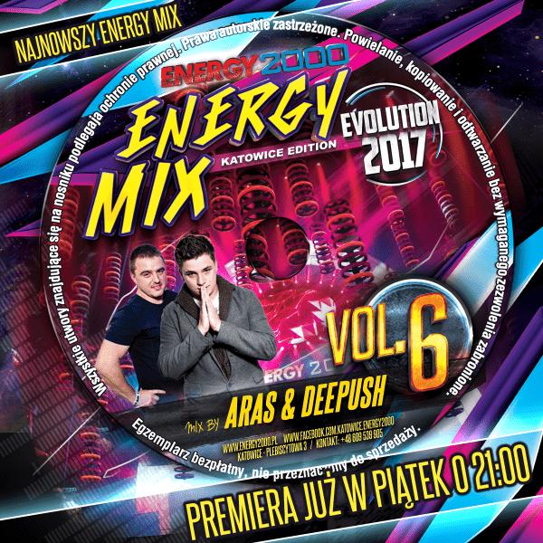 ENERGY MIX VOL. 6 KATOWICE EDITION (19/05/2017)