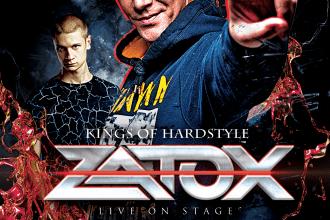 KINGS OF HARDSTYLE – Zatox