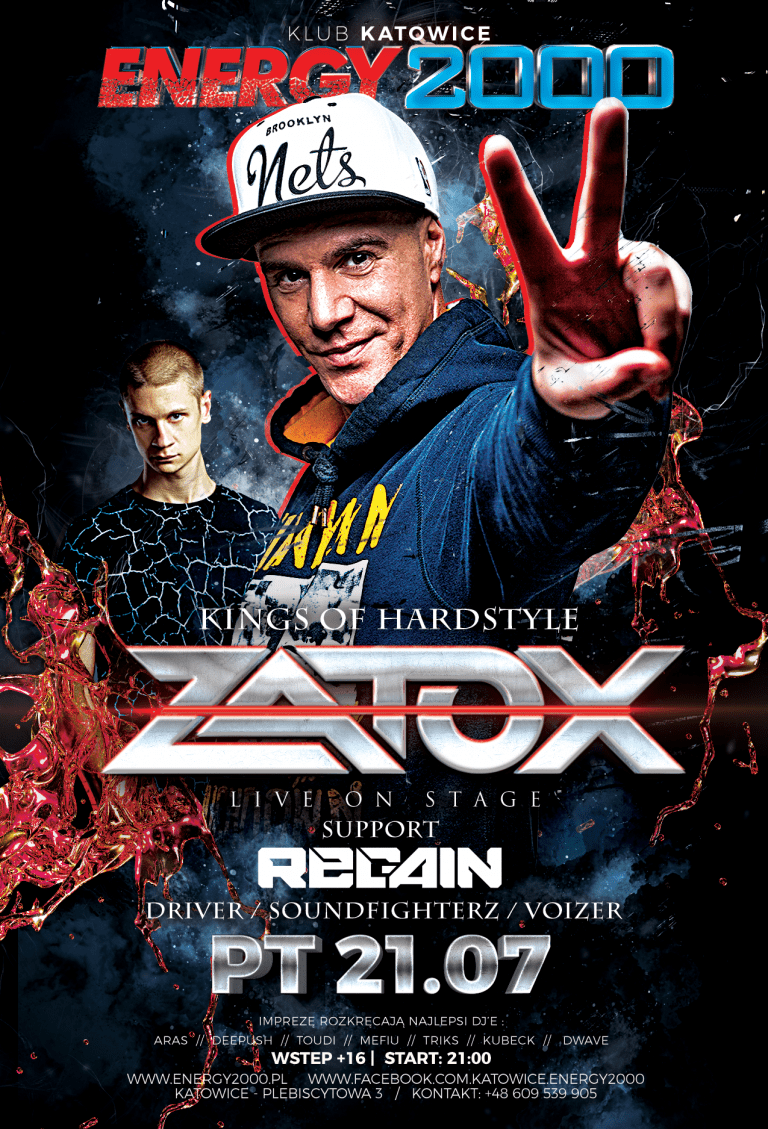 KINGS OF HARDSTYLE – Zatox