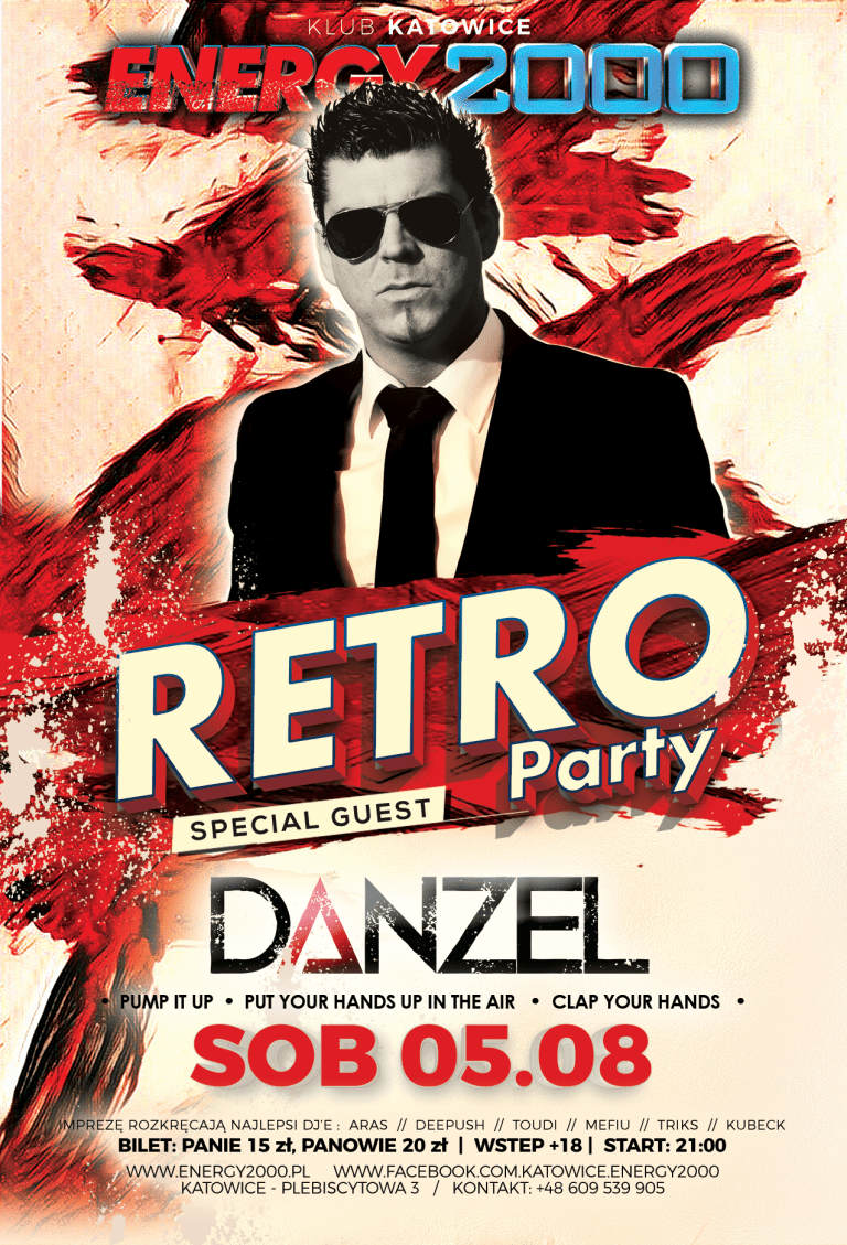 RETRO PARTY – DANZEL