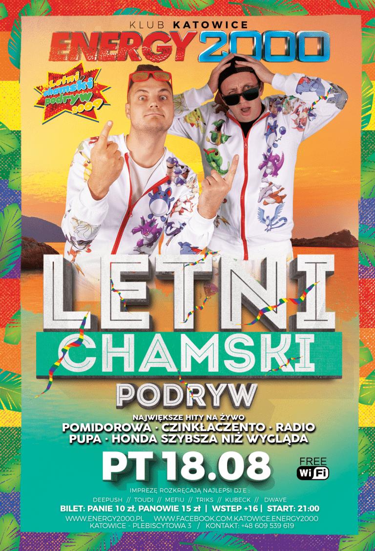 Letni Chamski Podryw