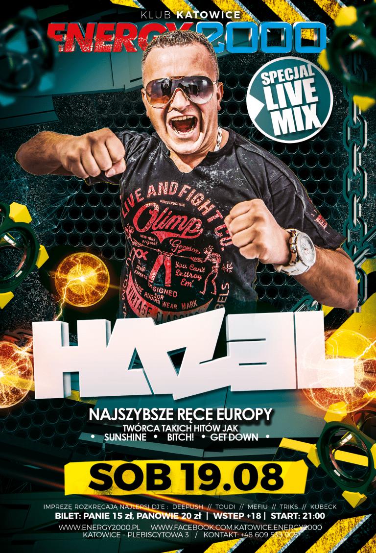 DJ Hazel live show!