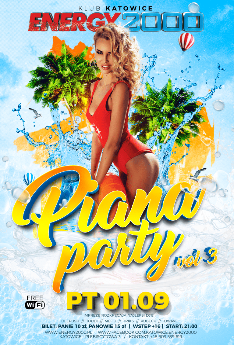 Piana Party VOl. 3