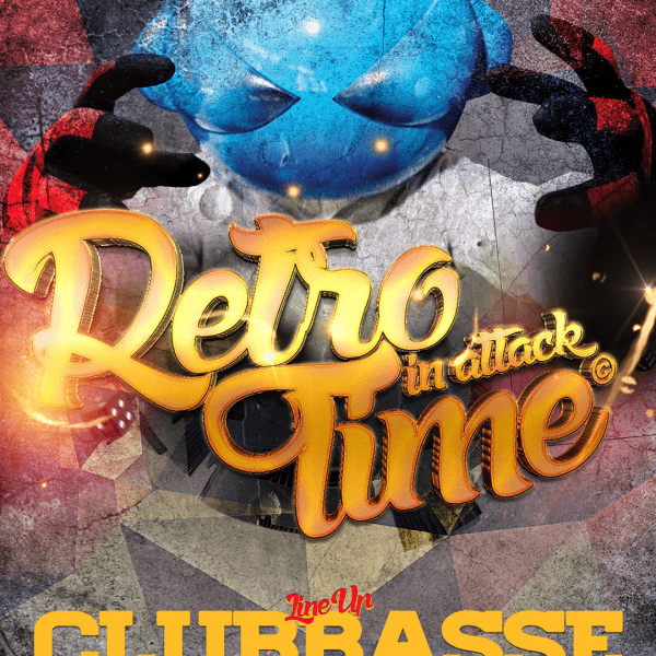Retro Time in Attack – Clubbasse