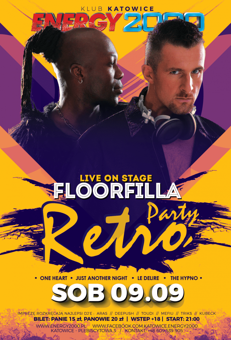 Retro Party pres. Floorfilla