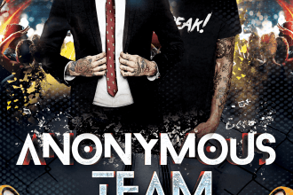 Anonymous Team Crazy Show!