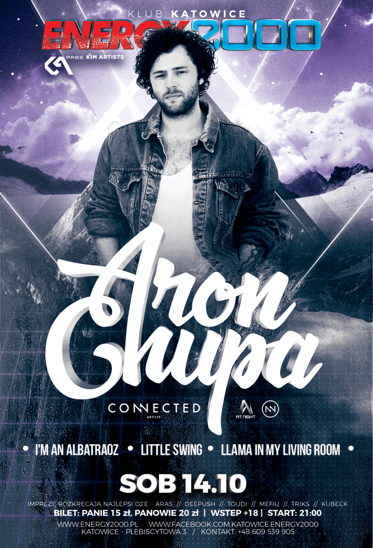 ARONCHUPA World Tour 2017