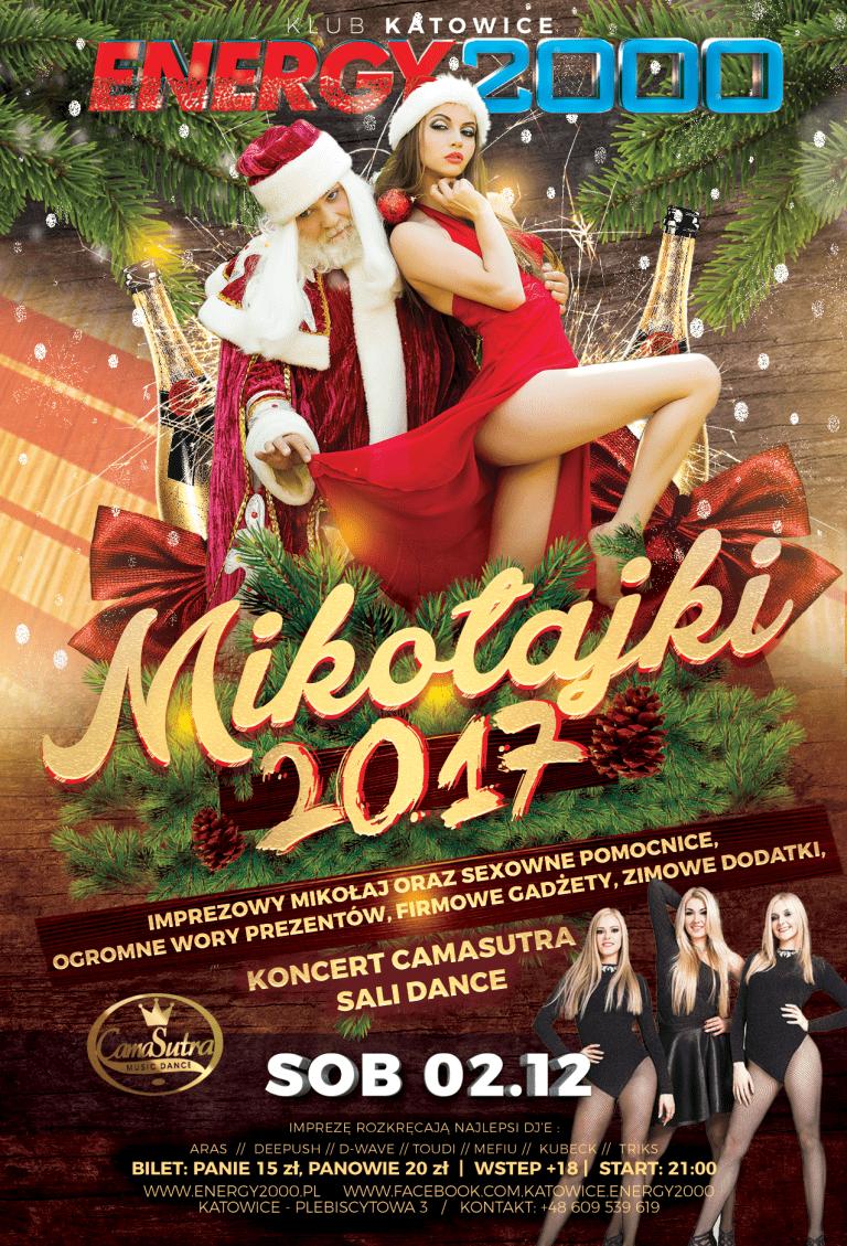 MIKOŁAJKI 2017 Koncert CamaSutra