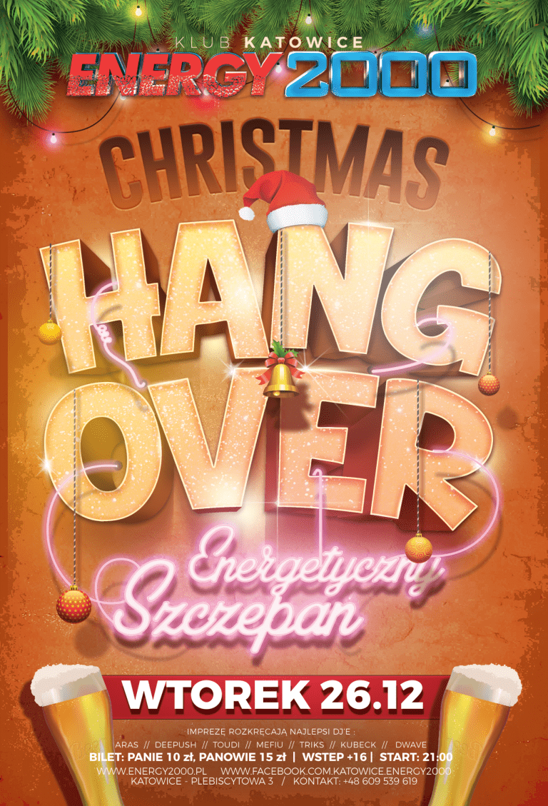 HANGOVER Christmas