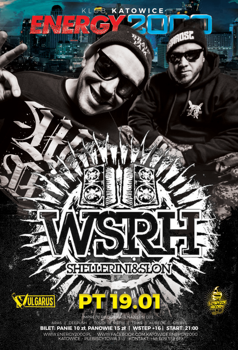 WSRH – HipHop Night