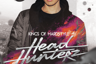 HEADHUNTERZ Kings Of Hardstytle