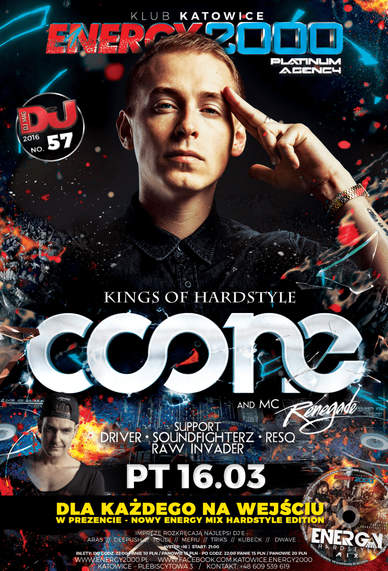 KINGS OF HARDSTYLE COONE