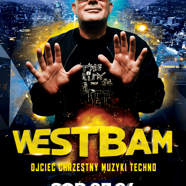WESTBAM LIVE ON STAGE