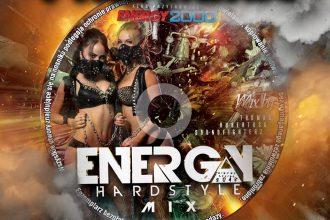 Energy Hardstyle Mix Spring 2018