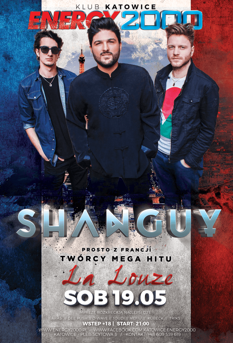 "SHANGUY ★ ""La Louze"" ★ Live On Stage"