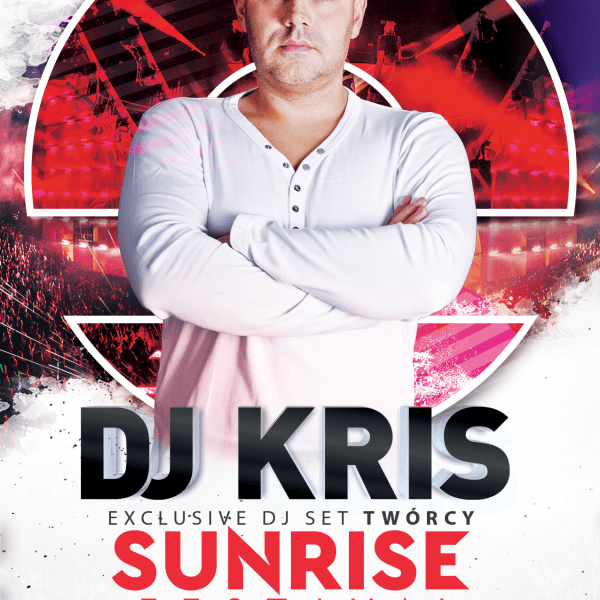 DJ KRIS ★ Twórca Sunrise Festival ★ Live Mix