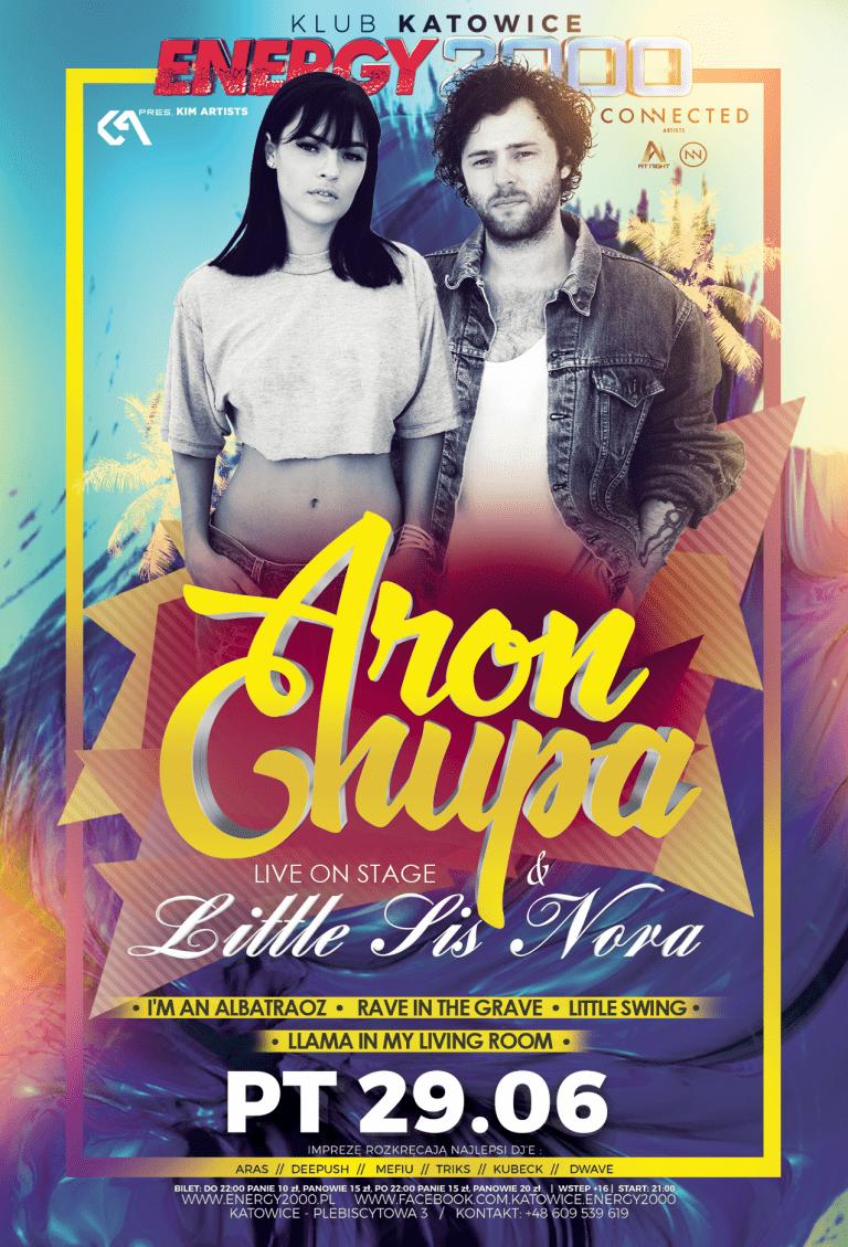 ARON CHUPA & LITTLE SIS NORA