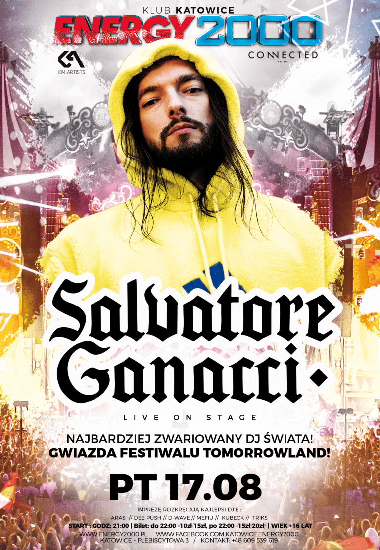 SALVATORE GANACCI ★ LIVE MIX