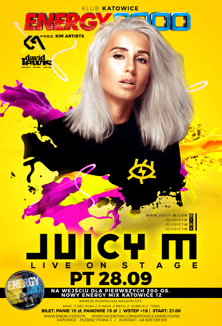 JUICY M ★ LIVE ON STAGE!