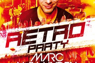 RETRO PARTY ★ MARC VAN LINDEN