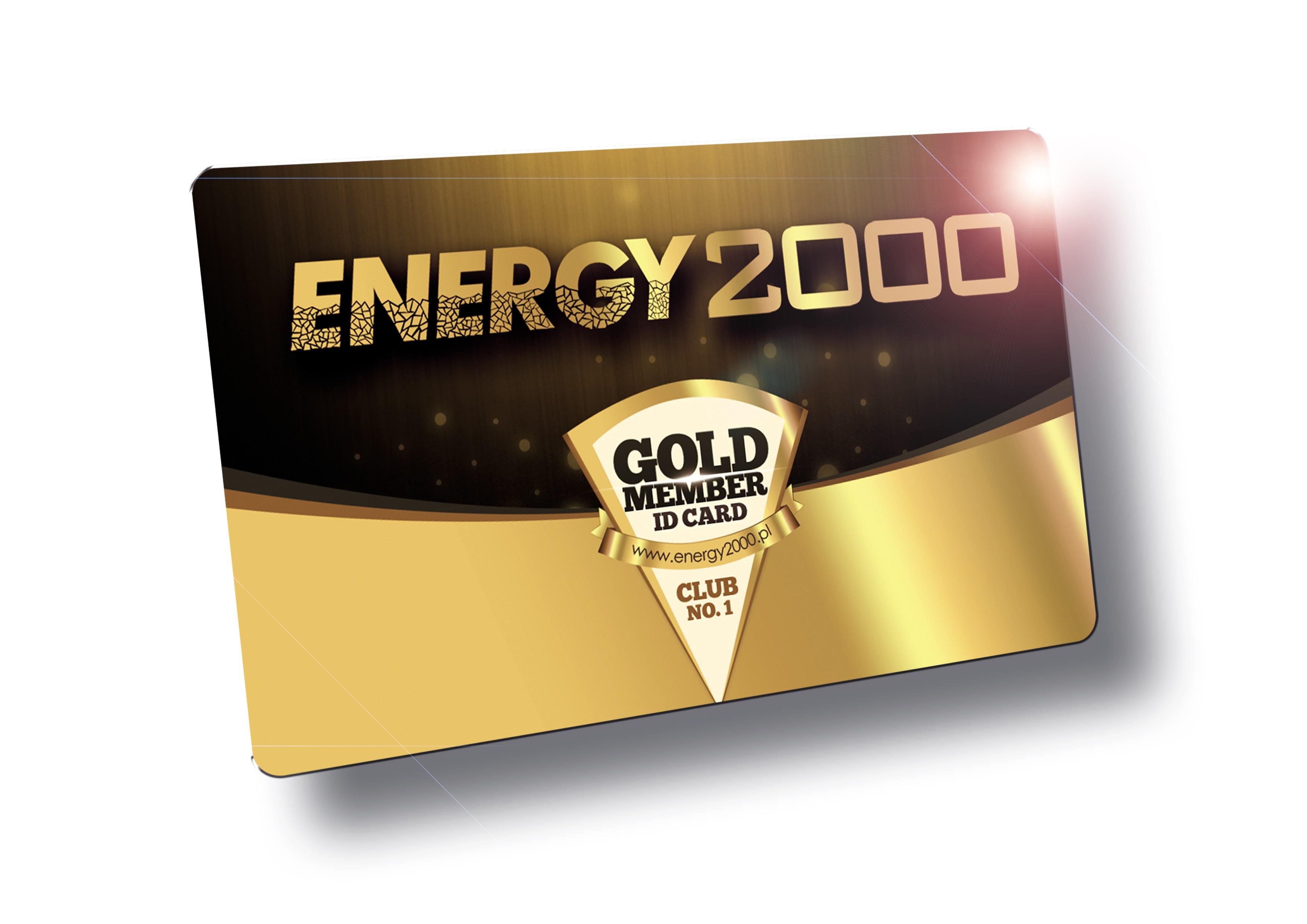 Regulamin Gold Member Energy2000 Katowice