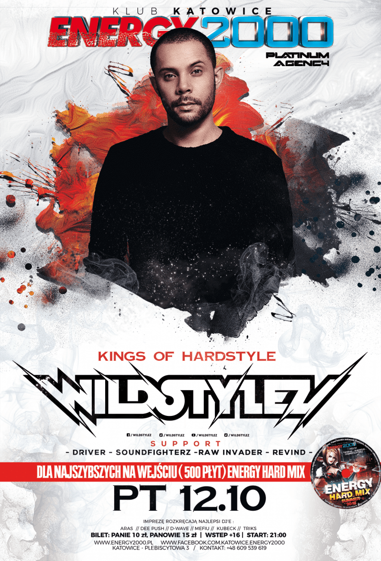 WILDSTYLEZ ★ Kings of Hardstyle