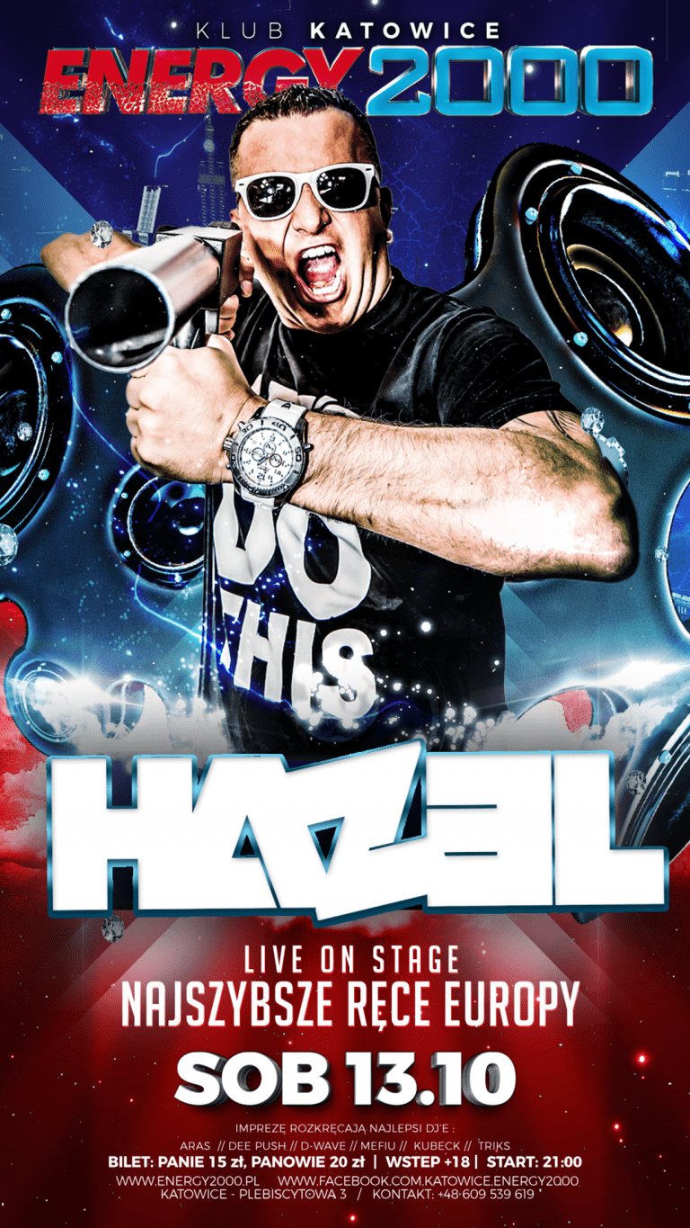 HAZEL ★ Live On Stage