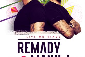 REMADY & MANU-L LIVE ON STAGE