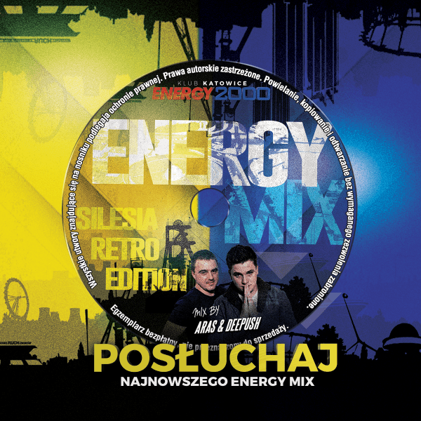 Energy Mix vol. 12 Silesia Retro Edition