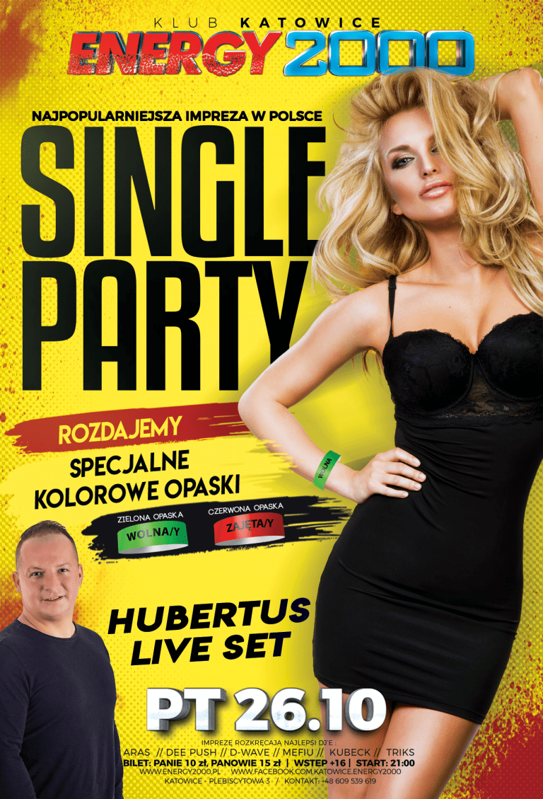 Single Party ★ Dj Hubertus