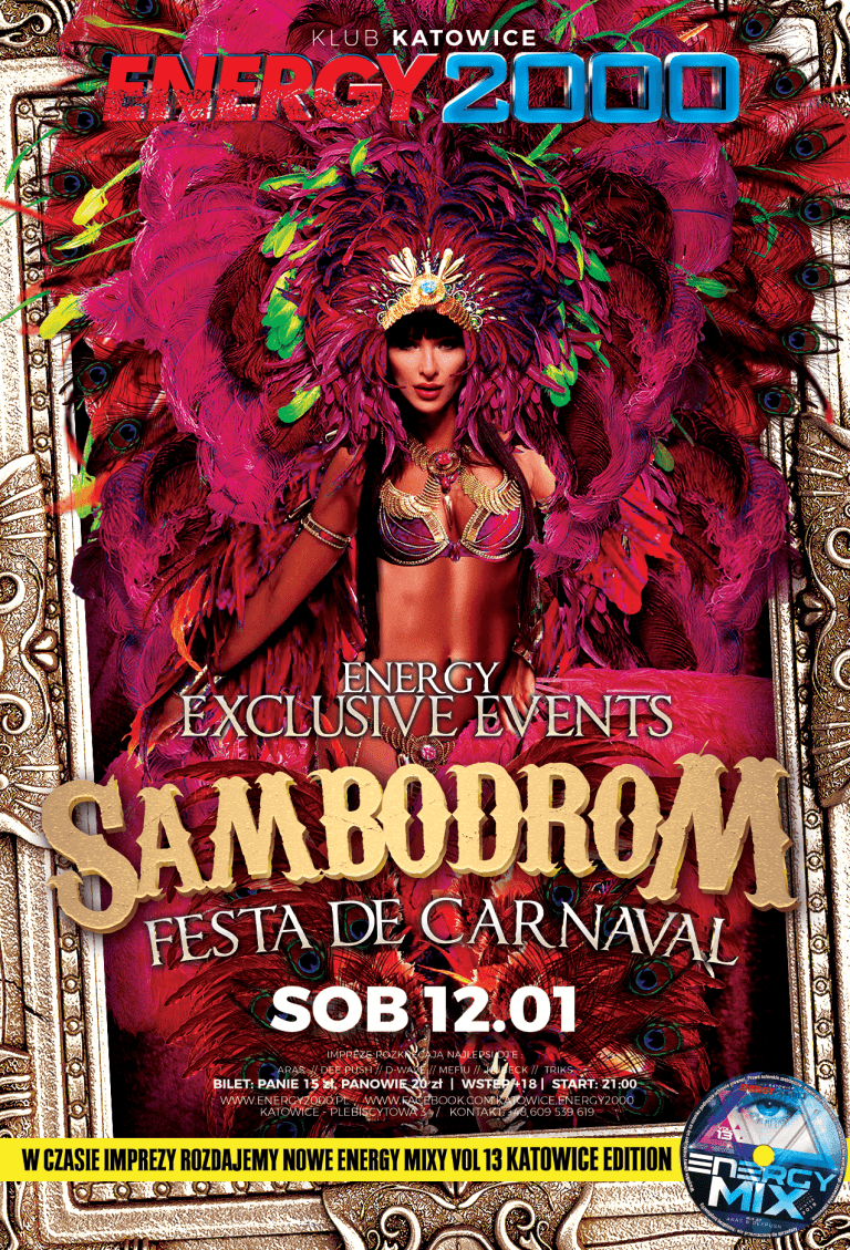 EXCLUSIVE EVENTS ★ Sambodrom