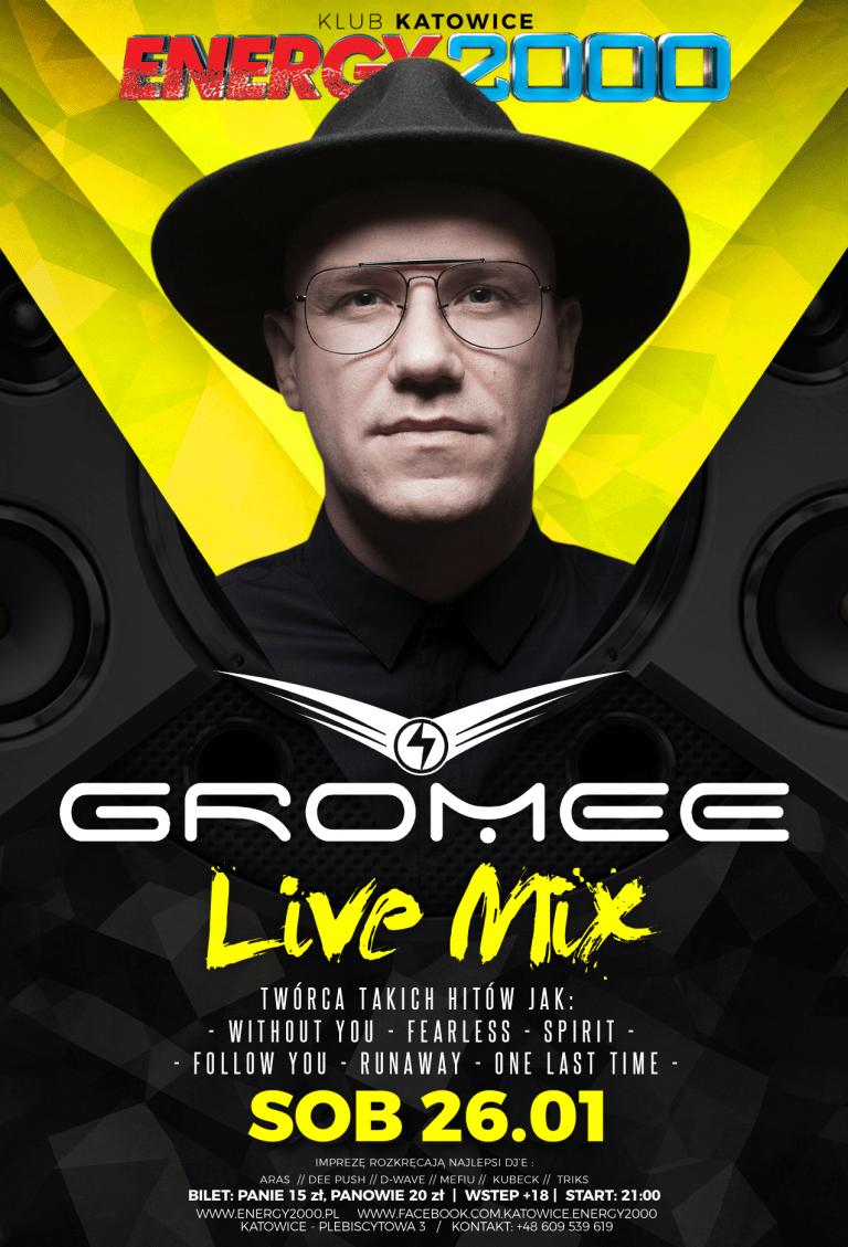 GROMEE ★ Live Mix!
