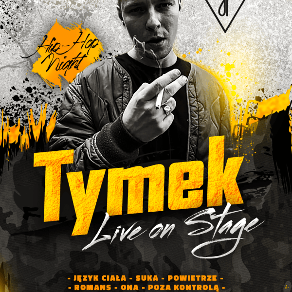 TYMEK ☆ Hip-Hop Night