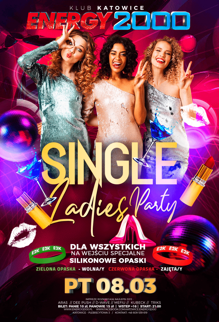 SINGLE LADIES PARTY ★ NOC KOBIET