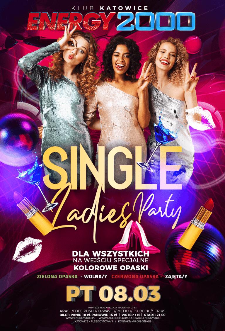 SINGLE LADIES PARTY ★ NOC KOBIET