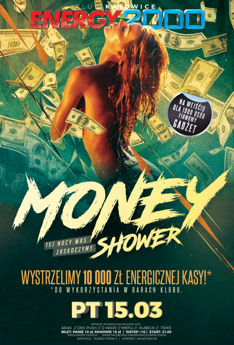 MONEY SHOWER ★ Strzelamy kasą!