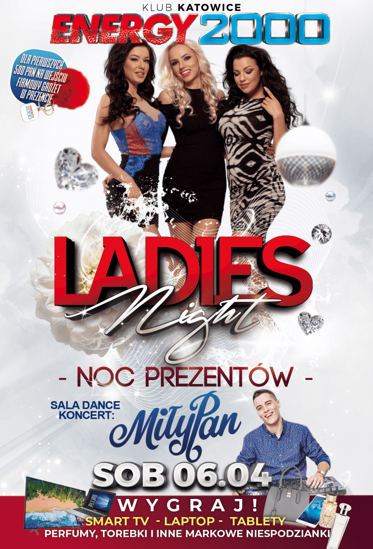 LADIES NIGHT ★ MIŁY PAN