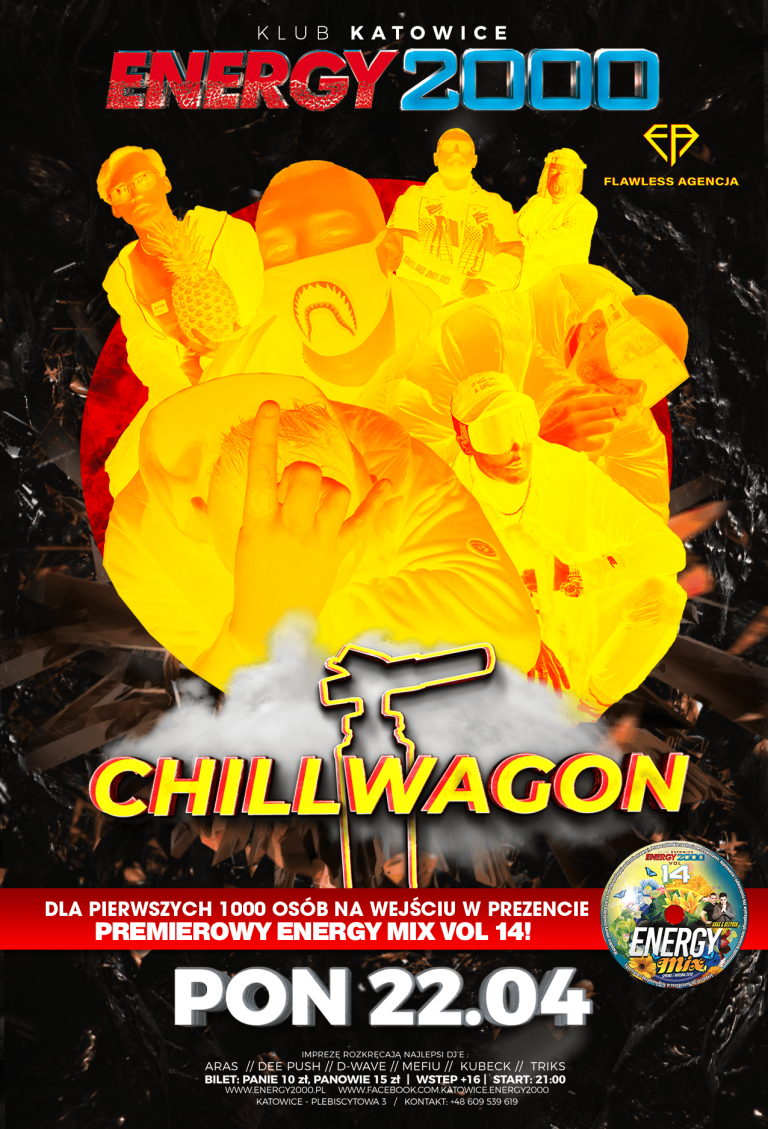 CHILLWAGON ☆ Hip-Hop Night