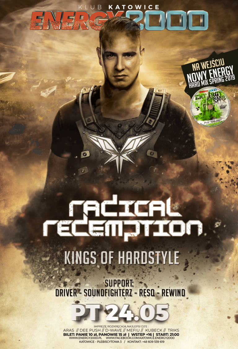 RADICAL REDEMPTION ☆ KINGS OF HARDSTYLE
