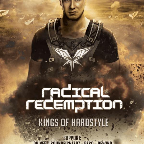 RADICAL REDEMPTION ☆ KINGS OF HARDSTYLE